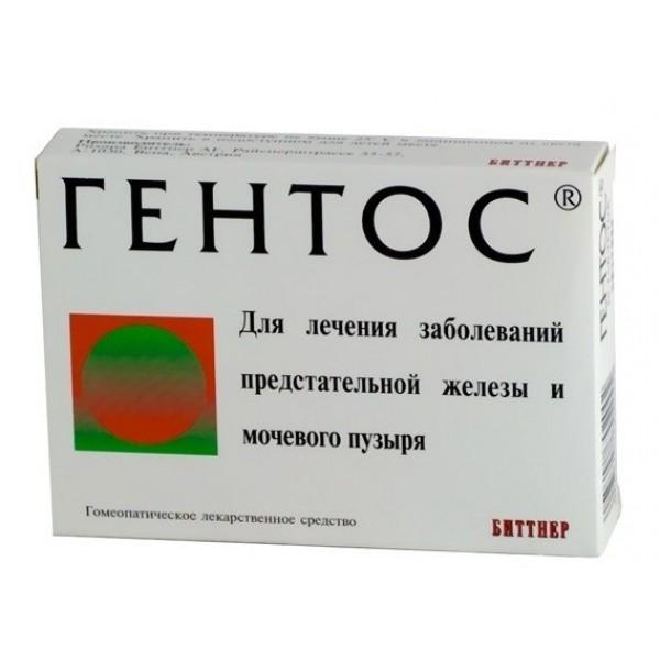 A gentos hatékony a prosztatagyulladás kezelésében?
