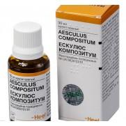 Aesculus Esculus compositum oral drops 30ml Эскулюс композитум