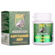 Badger Fat Oil Enriched Jacqueline Plus Tuberculosis Ulcers 0.3g Capsules 100 pcs