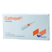 Cathejell Lidocaine gel 5 unit-dose syringes 12,5g Катеджель лидокаин гель Anesthesia
