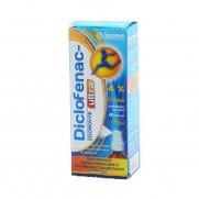 Diclofenac ultra skin spray 4% 50ml DICLOFENACUM Диклофенак
