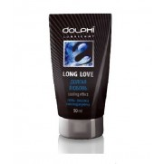 Dolphi lubricant lube Long Love 50ml cooling effect Лубрикант