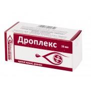 DROPLEX Ear drops 15ml bottle Дроплекс Otitis