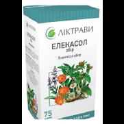 Elekasol Aelecasolum tea 75mg Ear Nose Throat diseases Элекасол