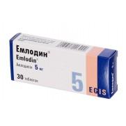 EMLODIN 30 tablest 5mg & 10mg Amlodipine Эмлодин