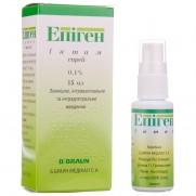 Epigen intim spray (glycyrrhizic acid) 0.1% 15ml flacon Эпиген интим спрей