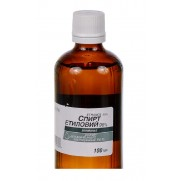 Etanol Ethyl alcohol 96% 100ml Antiseptic Skin Disinfection Спирт этиловый