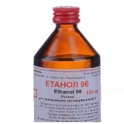 Ethanol 96 Etanol 86 100ml Antiseptic Skin Disinfection Этанол