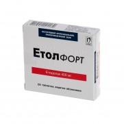 ETOL FORT 20 tablets 400mg ETODOLACUM Этол Форт