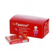 Gripgo 100 tablets & 200 tablets 500mg Paracetamol Грипго Flu & ARVIa