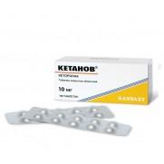 Ketanov (Ketorolacum) Tablets 10 mg №100 Ranbaxy