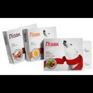Lizak 10 tablets throat lozenges Lysozyme Chocolate / Orange / Anise & Mint Sore throat Лизак