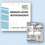 Medoflucon 1 capsule 150mg FLUCONAZOLUM Медофлюкон