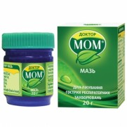 Doctor Mom Ointment Cold 20 g Unique Pharmaceutical Laboratories