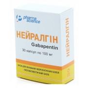 Neuralgin 100 tablets 100mg & 300mg Нейралгин Epilepsy