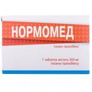 Normomed INOSINUM Inosine pranobex 500mg 50 tablets Нормомед