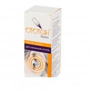 Ototon ear drops 16g bottle Ототон Middle ear disease