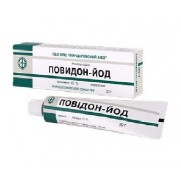 Povidone Iodine liniment 10% 30g Antiseptic Повидон йод