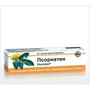 Psoriaten Ointment Skin Rashes Psoriasis Mahonia Aquifolium Dry Skin 50 g