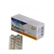 Cod Liver Oil Lipid Metabolism Overweight Treatment Omega 3 Capsules 30 pcs