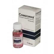 Somazina oral solution 30ml Citicoline Сомазина Stroke & neurological effects