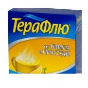 TheraFlu powder for oral solution with Lemon 10 packs 325mg Paracetamol ТераФлю FLu & ARVI symptoms