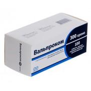 Valprocom Chrono 100 tablets 300mg ACID VALPROIC Вальпроком Epileptic attacks