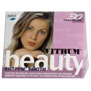Vitrum Beauty 30 tablets Vitamins deficit Витрум Бьюти