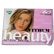 Vitrum Beauty 60 tablets Vitamins deficit Витрум Бьюти