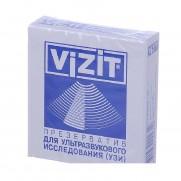 Vizit latex Condom for ultrasound investigation 1 condom