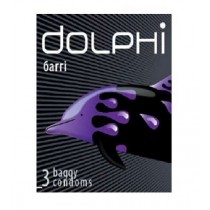 Dolphi Baggy 3 Condoms Презервативы Dolphi