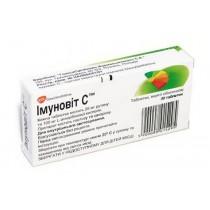 Imunovit C 30 tablets Rutin L-ascorbic acid Имуновит С