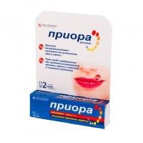 PRIORA cream 100mg/g 2g tube DOCOSANOLUM Приора