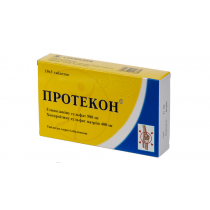 Protecon 30 tablets COMB DRUG Протекон