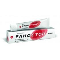 Ranostop ointment 10% 40g Povidone iodine Раностоп